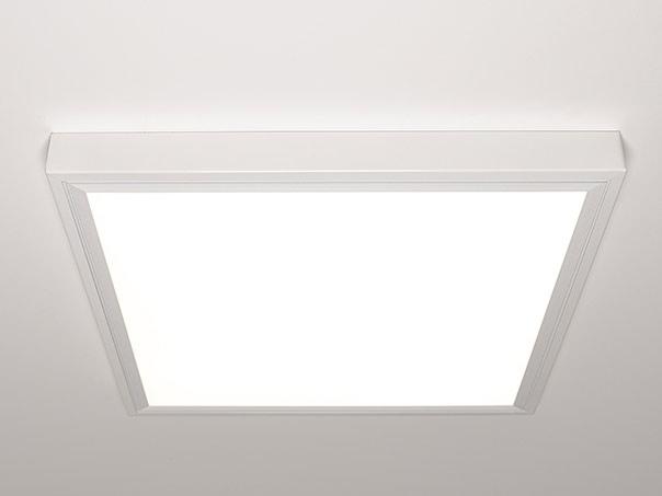 LED Deckenanbauleuchte 60x60cm
