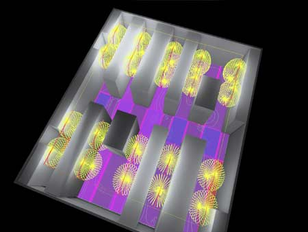 Planung LED Umrüstung für mehrstöckiges KFZ-Teilelager
