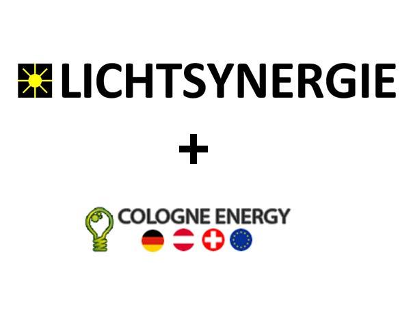 Cologne Energy:  LED Lichtl�sungen, denen Sie vertrauen k�nnen. Jetzt Mitglied in der Lichtsynergie