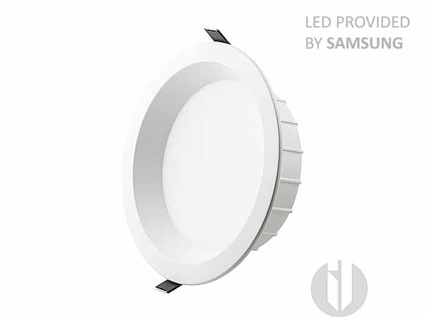 110mm LED Downlight Ra90 Samsung® LEDs IP44