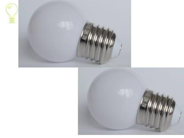 20Stück E27 LED-Lampe-warmweiß-3Watt-350Lumen-100Lm/W-Ersa
