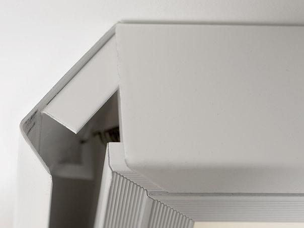anbaurahmen led panel 60cm x60cm wei. Black Bedroom Furniture Sets. Home Design Ideas