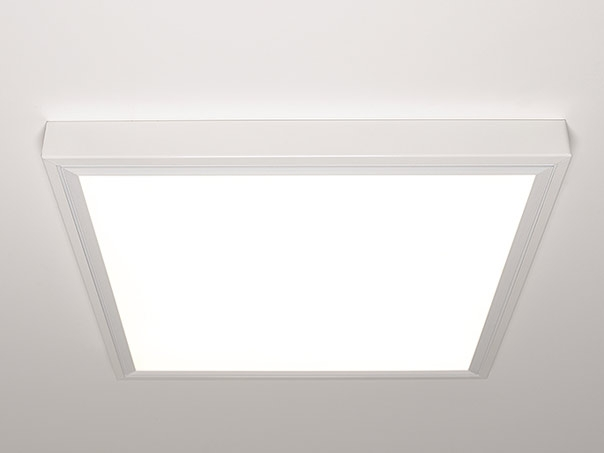 surface mounted LEDpanel 600x 600mm with OSRAM LEDS  -> Led Deckenleuchte Zoe