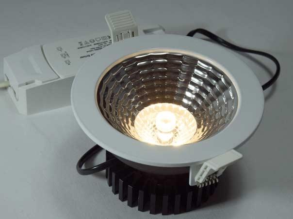 116mm LED reflector Downlight UGR
