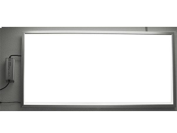 led panel 1200 x 600 neutralwei oder kaltwei wei. Black Bedroom Furniture Sets. Home Design Ideas