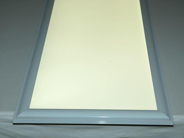 led panel 120x30 warmwei 3600 lumen 45w cri 80. Black Bedroom Furniture Sets. Home Design Ideas