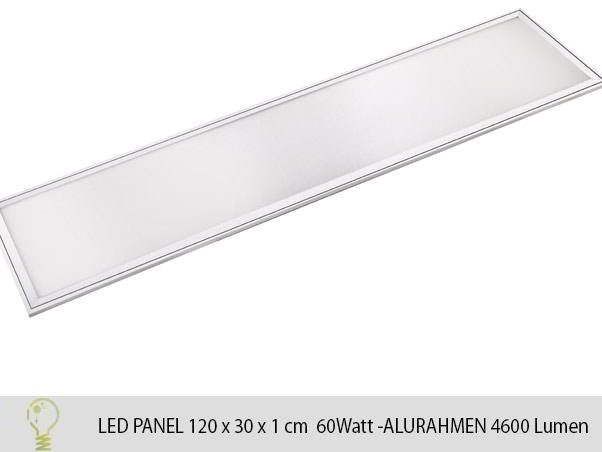 hygienic led panel hg lights 120x30 with antibacterial. Black Bedroom Furniture Sets. Home Design Ideas