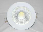 180mm LED-Downlight neutralweiß 20Watt weiß 160mm...