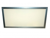 LED panel light 300x 600mm silver 20W 3 different colour temperatures