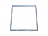 extension frame LED panels 600x600mm for 62x62cm hole size