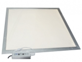 IP65 LED Panel 4000K neutralweiß 60x60cm (840) silberner...
