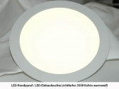 6 inch  LED-Downlight- recessed luminaire -15watts-1100lm...