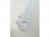 1500mm 5ft LED ready batten fitting incl. LED tube 22W 6000K 2345 lumen