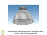 Shop light: 120 watt induction-light from 3m. replaces 250 watt HQL (5000K)