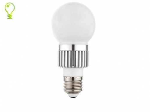 10x E27 LED-4.8 watts- 343lumens- warm white-71 lm/w-replaces 25w lamp-beam angle 300°degrees