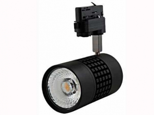 LED Track Light 25W in three different colors and beaming angles
