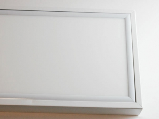 surface mounted LED-panel 1200x 300mm various color temperatures 45W