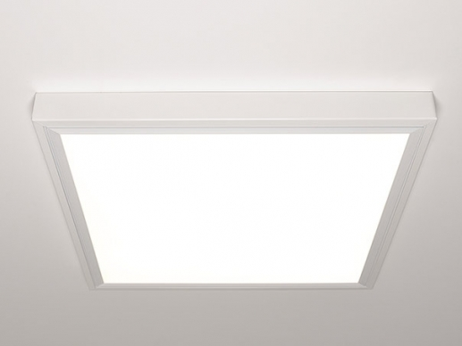 surface mounted LED-panel 600x 600mm various color temperatures 45W