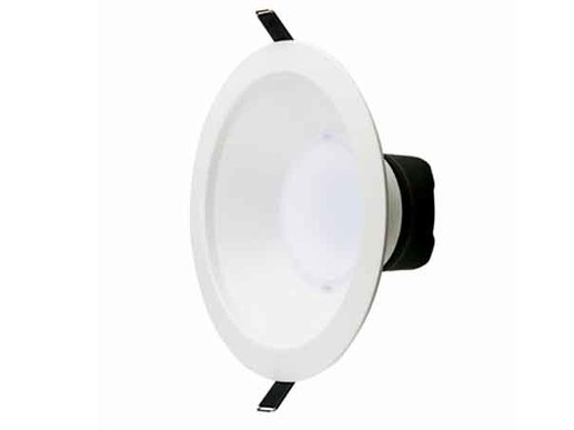 14W LED Downlight 188mm und 152mm Lochmaß in 840 4000K 1200 Lumen