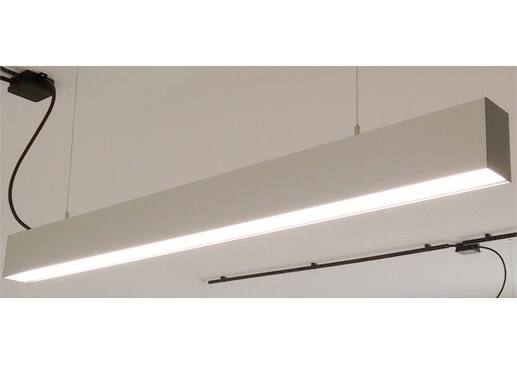 Elegant LED pendant light w. OSRAM LEDs 4000K
