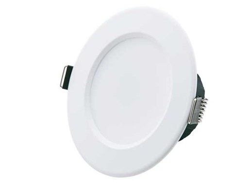 LED Downlight 110mm white 90mm hole size 5 years Warranty 7W 550 Lumen