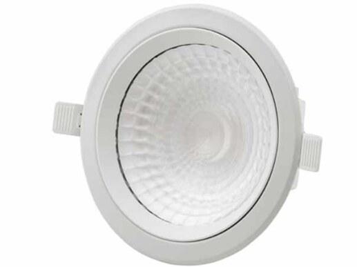 Innenbeleuchtung LED Badezimmer Einbauleuchte LED/10W/230V IP44