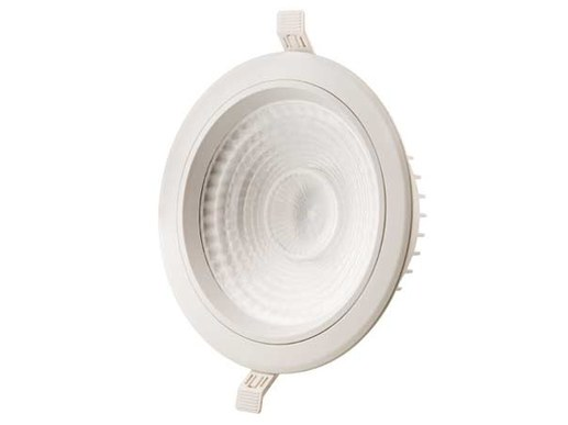 LED Downlight IP44 230mm 190mm cut out