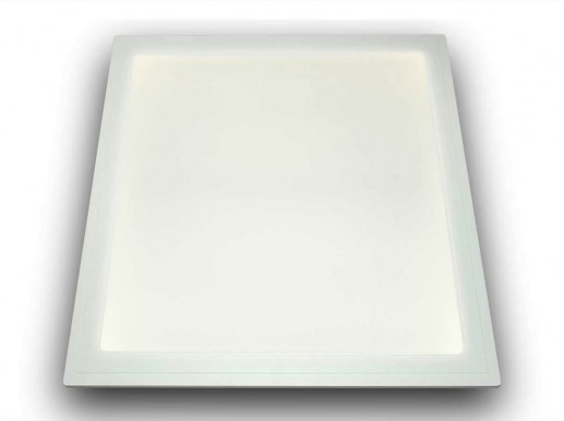 IP65  LED Panel 62x62cm 4000K 24 Volt Betrieb inkl. Meanwell IP67 Treiber 1-10V dimmbar