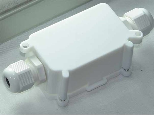 waterproof terminal box for LED floodlights white 0.5- 2.5mm cable diameter