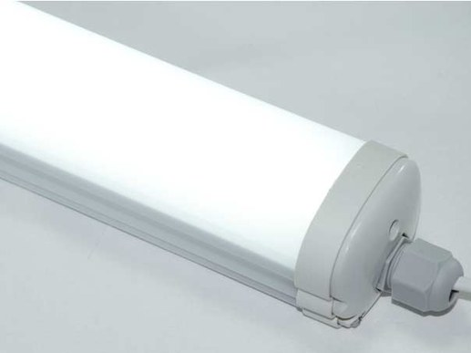 LED 150cm moisture proof lamps  with 3800 lumen
