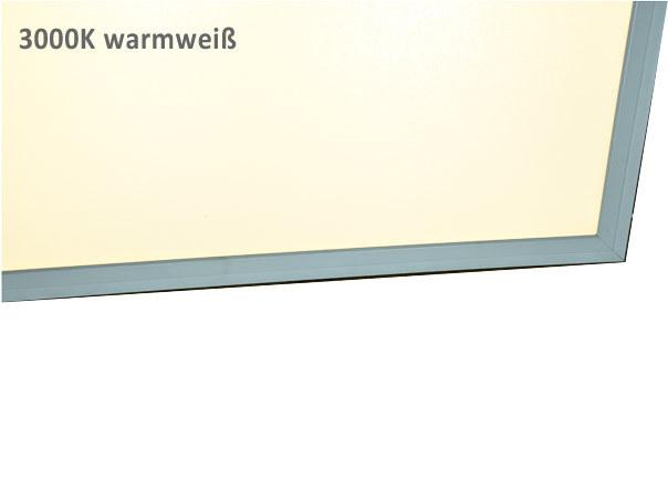 120x60 led panel warmwei 3000k t v gs 6900lumen. Black Bedroom Furniture Sets. Home Design Ideas