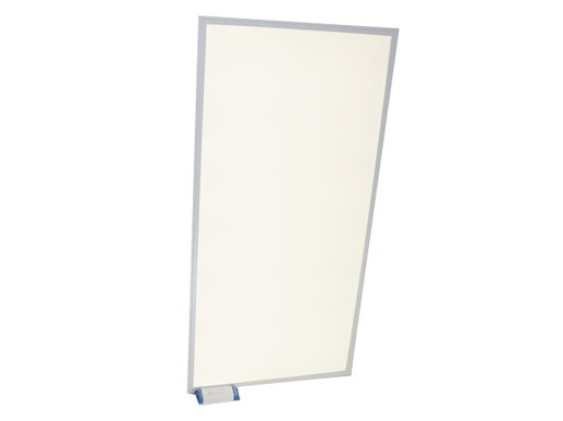 LED Panel 120x60 dimmbar warmwei� 3000K wei�er Rahmen T�V/GS