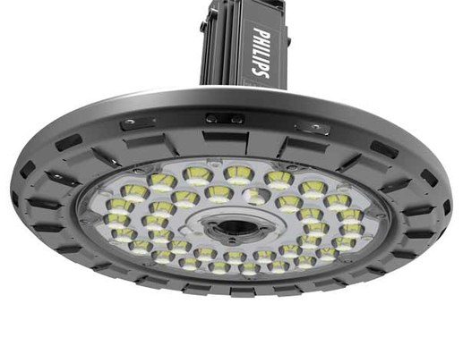 150W LED Highbay light for hot ambient temperatures up to 70° C