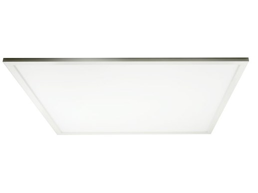 Efficient LED panel 62x62 4000K bright 4300 Lumen 36W TÜV/GS