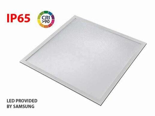 led panel ip65 62x62cm 4000k cri90 samsung leds. Black Bedroom Furniture Sets. Home Design Ideas