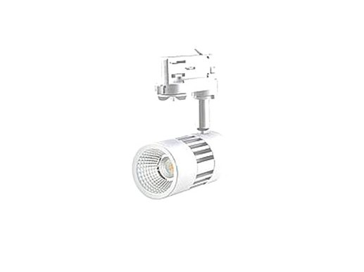 30W LED Light Fixture 3-Phase Track System RA90 2650Lumen