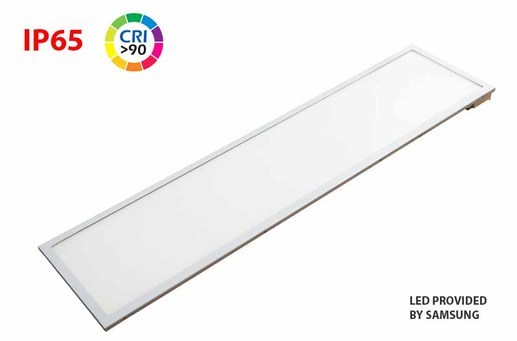 LED Panel 120x30cm IP65 4000K CRI90 dimmbar Samsung® LEDs
