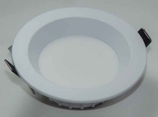 180mm LED recessed light dimmable CRI90 IP44 160mm cut-out 5 years
