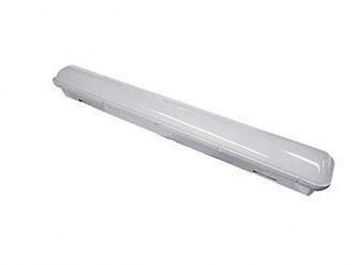120cm LED damp proof IP65 IK10 4000K neutral white. 5 year manufacturer's warranty and Samsung LEDs.
