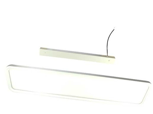 LED Pendant Office Lamp 120cm 4000K UGR19 White 5750 Lumen Up-Down