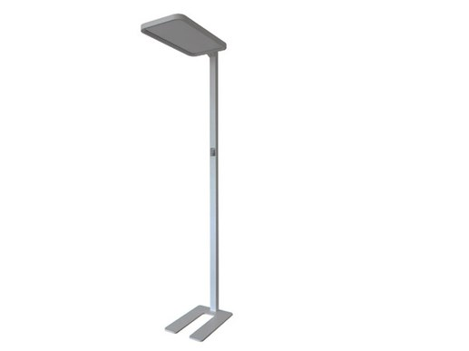195cm LED floor lamp for office and desk UGR