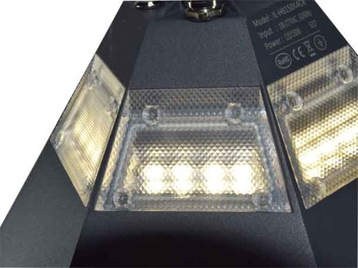 LED high bay light 150W or 120W with  indirect light 7 years warranty