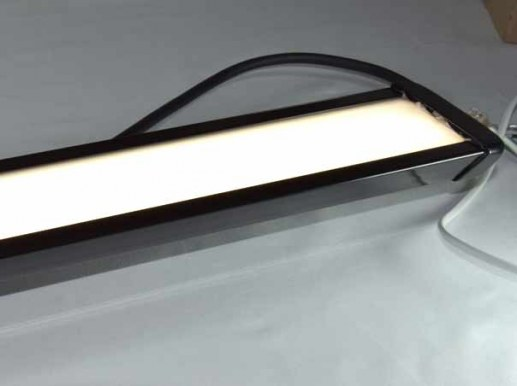 High resistant LED industrial light IP69K 4000K 120cm dimmable