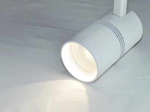 LED track spotlight dimmable with colour change 2300K-4000K RA92 11W