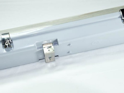 Led moisture-proof lamp 150cm incl. T8 LED tube VDE 5 years guarantee