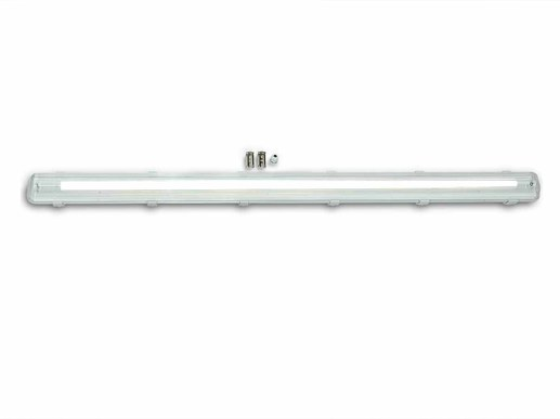150cm T8 LED-Feuchtraum Wannenleuchte 230V IP55 1-flammig