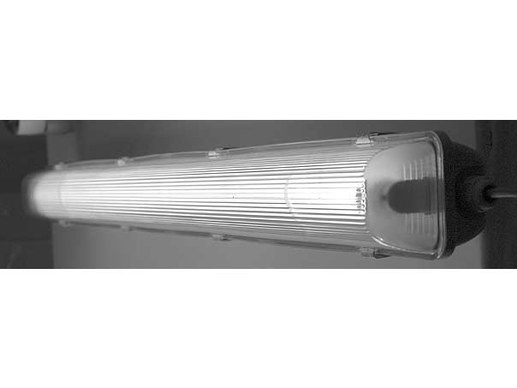 150cm LED IP55 batten incl. T8-G13 3300Lm 840 T8-LED tube
