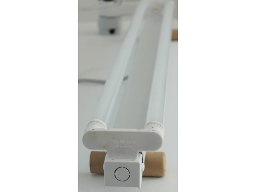 4 ft LED batten fitting 2x120cm