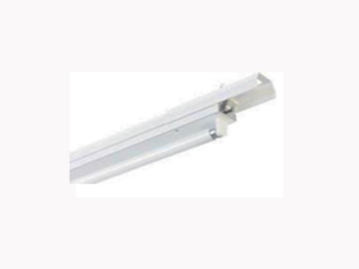 LED quick assembly system for T8 LED tubes single length /  single-tube