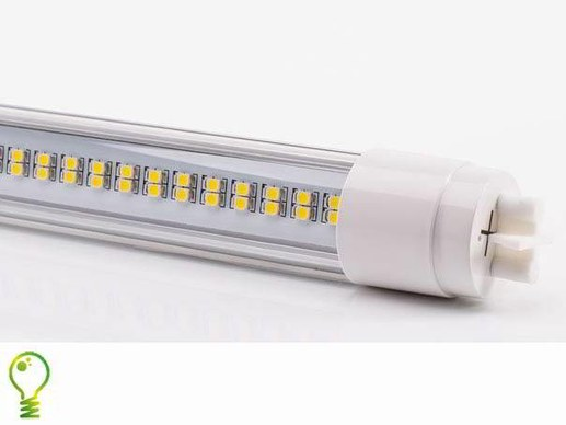 T8 G13 LED tube 60cm 10W 6000K clear 107 Lm/W